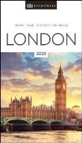 DK Eyewitness Travel Guide London 2020