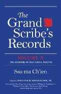 The Grand Scribe's Records, Volume X: Volume X: The Memoirs of Han China, Part III