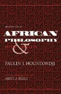 African Philosophy Myth & Reality Second Edition