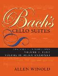 Bachs Cello Suites Ananlyses & Explorations Volume 1 Text