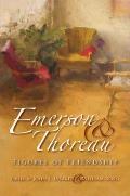 Emerson & Thoreau Figures of Friendship