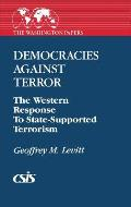Democracies Against Terror: The Western Response to State-Supported Terrorism