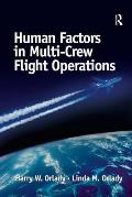 Human Factors In Multi Crew Flight Opera