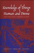 Knowledge of Things Human and Divine: Vico's New Science and Finnegans Wake