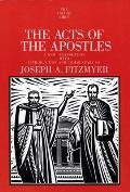 Acts of the Apostles A New Translation Anchor Yale Bible