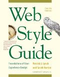 Web Style Guide 4th Edition Foundations Of User Experience Design