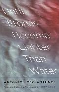 Until Stones Become Lighter Than Water