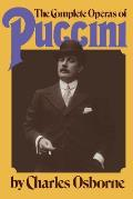 Complete Operas Of Puccini