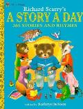 Richard Scarrys A Story A Day 365 Stories & Rhymes