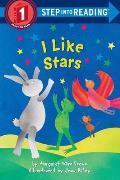 I Like Stars Step Into Reading Step 1