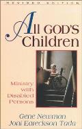 All God's Children: Ministry with Disabled Persons