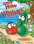 VeggieTales How in the World With Over 100 Stickers