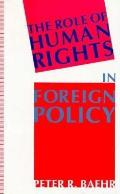 Human Rights as Aspect Foreign Pol