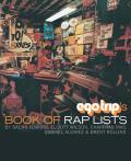 Egotrip's Book of Rap Lists
