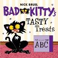 Bad Kittys Tasty Treats A Slide & Find ABC