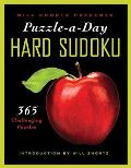 Will Shortz Presents Puzzle-a-Day: Hard Sudoku