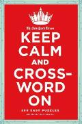 New York Times Keep Calm & Crossword on 200 Easy Puzzles