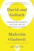 David & Goliath Underdogs Misfits & the Art of Battling Giants
