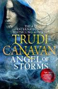Angel of Storms Milleniums Rule Book 2