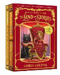 Adventures from the Land of Stories Boxed Set The Mother Goose Diaries & Queen Red Riding Hoods Guide to Royalty