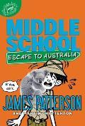 Middle School 09 Escape to Australia