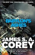 Babylons Ashes Expanse Book 06