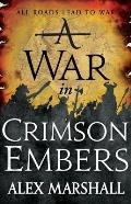 War in Crimson Embers Crimson Empire Book 3