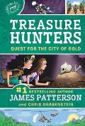 Treasure Hunters 05 Quest for the City of Gold