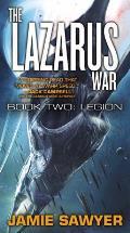 Legion Lazarus War Book 2