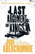 Last Argument of Kings First Law Book 3