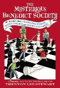 Mysterious Benedict Society Mr Benedicts Book of Perplexing Puzzles Elusive Enigmas & Curious Conundrums
