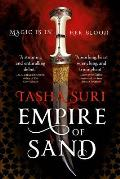 Empire of Sand Books of Ambha Book 1