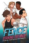 Fence Striking Distance