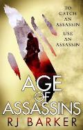 Age of Assassins Wounded Kingdom Book 1