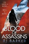 Blood of Assassins Wounded Kingdom Book 2