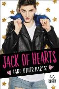 Jack of Hearts & other parts