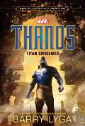 MARVELs Avengers Infinity War Thanos Titan Consumed