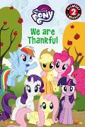 My Little Pony We Are Thankful