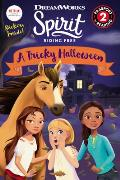 Spirit Riding Free: A Tricky Halloween [With Stickers]