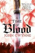 Time of Blood Of Blood & Bone Book 2
