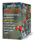 The Imperial Radch Trilogy Boxed Set: Ancillary Justice / Ancillary Sword / Ancillary Mercy