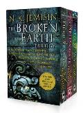 Broken Earth Trilogy The Fifth Season The Obelisk Gate The Stone Sky