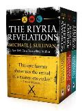 Riyria Revelations Theft of Swords Rise of Empire Heir of Novron