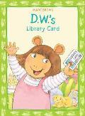 Dws Library Card