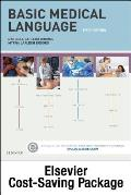 Basic Medical Language - Text and Elsevier Adaptive Learning Package