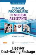 Clinical Procedures for Medical Assistants - Text and Elsevier Adaptive Quizzing Package