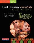 Dual Language Essentials for Teachers and Administrators, Second Edition