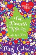 Princess Diaries 04 Mia Goes Fourth Uk Edition