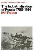 Industrialization Of Russia 1700 1914