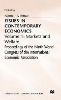 Issues in Contemporary Economics: Volume 1: Markets and Welfare